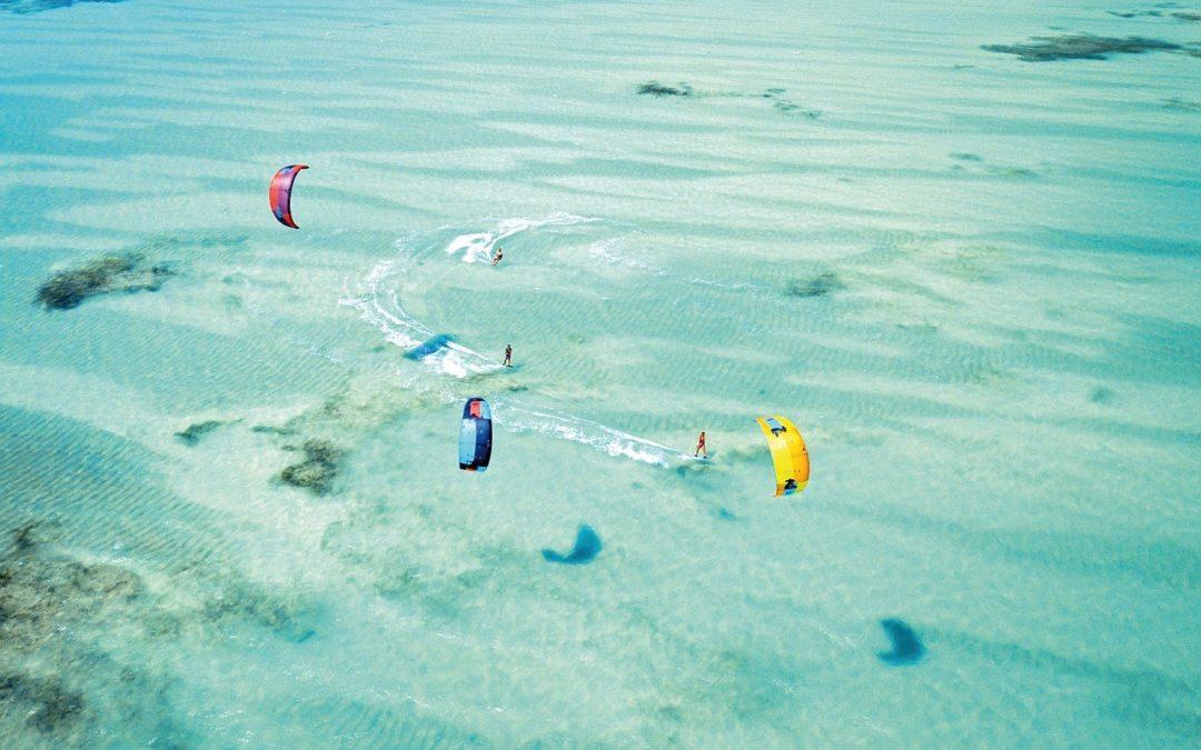 Voyage kitesurf : découvrez les plus belles plages du monde tout en profitant de belles sensations fortes